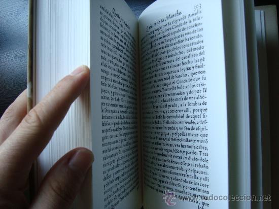 Libros de segunda mano: DON QUIJOTE DE LA MANCHA. Ejemplar de Innsbruck.Rara primera edición con TASA en VALLADOLID - Foto 15 - 165201030