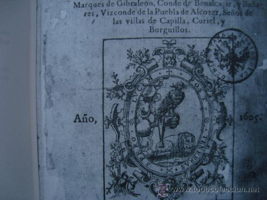 Libros de segunda mano: DON QUIJOTE DE LA MANCHA. Ejemplar de Innsbruck.Rara primera edición con TASA en VALLADOLID - Foto 9 - 165201030