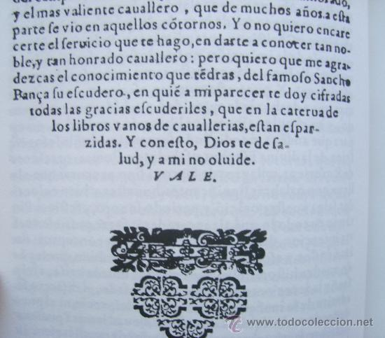 Libros de segunda mano: DON QUIJOTE DE LA MANCHA. Ejemplar de Innsbruck.Rara primera edición con TASA en VALLADOLID - Foto 5 - 165201030