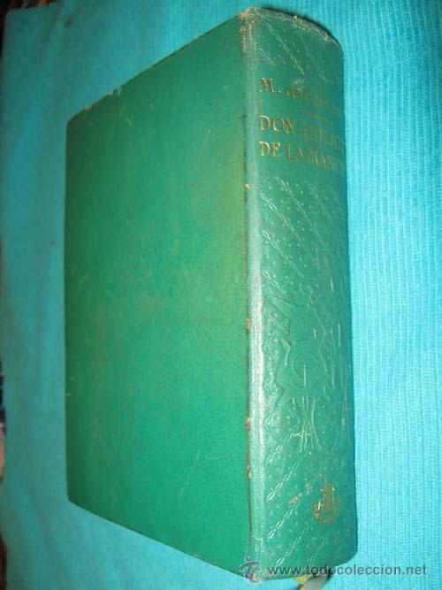 MIGUEL DE CERVANTES. DON QUIJOTE DE LA MANCHA. ED. CASTILLA, 1947. (Libros de Segunda Mano (posteriores a 1936) - Literatura - Narrativa - Clásicos)