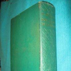 Libros de segunda mano: MIGUEL DE CERVANTES. DON QUIJOTE DE LA MANCHA. ED. CASTILLA, 1947.. Lote 29011890