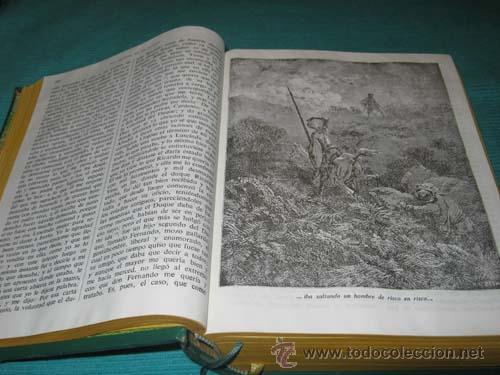Libros de segunda mano: MIGUEL DE CERVANTES. DON QUIJOTE DE LA MANCHA. Ed. CASTILLA, 1947. - Foto 2 - 29011890