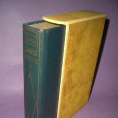 Libros de segunda mano: OBRAS DE HONORÉ DE BALZAC. TOMO I: EUGÉNIE GRANDET. CÉSAR BIROTTEAU. EL PRIMO PONS. LOS CAMPESINOS.. Lote 29262105