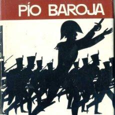 Libros de segunda mano: PÍO BAROJA : JUAN VAN HALEN, EL OFICIAL AVENTURERO (PLANETA, 1970). Lote 29455613