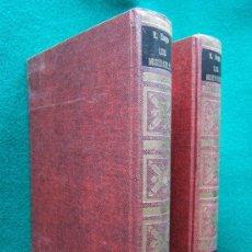 Libros de segunda mano: LOS MISERABLES - COMPLETO EN 2 TOMOS - VICTOR HUGO - EDICIONES PETRONIO - 1973 RARA EDICION. Lote 30096770