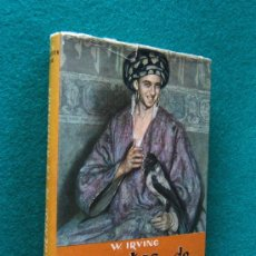 Libros de segunda mano: CUENTOS DE LA ALHAMBRA-WASHINGTON IRVING-GRANADA-32 PRECIOSOS GRABADOS SEPIA EDICION ORIGINAL-1963.. Lote 30097007