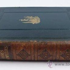 Libros de segunda mano: JACINT VERDAGUER, OBRES COMPLETES, SELECTA ED. 1943. 16X21 CM.. Lote 30171990