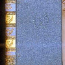 Libros de segunda mano: PREMIOS NOBEL AGUILAR : IVAN BUNIN I. Lote 30445183