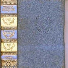 Libros de segunda mano: PREMIOS NOBEL AGUILAR : WILLIAM FAULKNER I . Lote 30445219