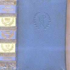Libros de segunda mano: PREMIOS NOBEL AGUILAR : KNUT HAMSUN II. Lote 30445235