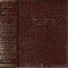 Libros de segunda mano: DON QUIJOTE - NOVELAS EJEMPLARES - EDITORIAL AGUILAR. Lote 30753824