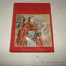 Libros de segunda mano: ANTIGUO LIBRO TRES OBRAS DE SHAKESPEARE, ILUSTRACIONES DE LISA. AÑO 1947.. Lote 30691479