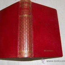 Libros de segunda mano: HISTORIA DE LA VIDA DEL BUSCÓN. LOS SUEÑOS. FRANCISCO DE QUEVEDO RM56981. Lote 30881615