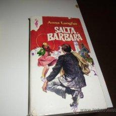 Libros de segunda mano: G-57 LIBRO SALTA BARBARA ANNA LANGFUS 1976 PLAZA JANES. Lote 30949512