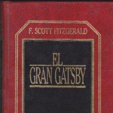 Libros de segunda mano: EL GRAN GATSBY - F. SCOTT FITZGERALD. 1983.. Lote 201739362