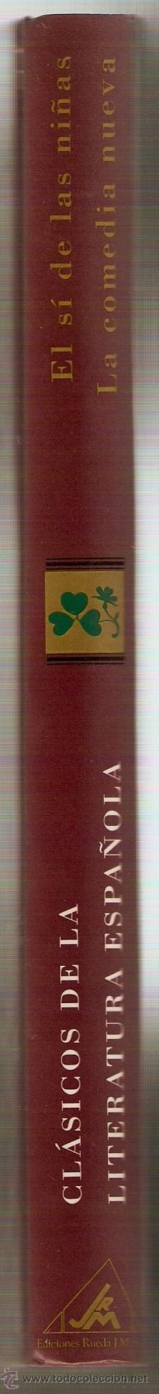 Libros de segunda mano: CLASICOS DE LA LITERATURA ESPAÑOLA - Foto 3 - 31801237