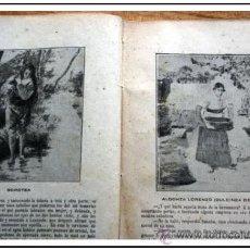 Libros de segunda mano: 1925 - CERVANTES EN LA ESCUELA - MUJERES DE EL QUIJOTE. Lote 32171584