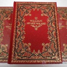 Libros de segunda mano: OBRAS ESCOGIDAS DE W. SHAKESPEARE. (ILUSTRADAS EN 3 TOMOS). Lote 32244920