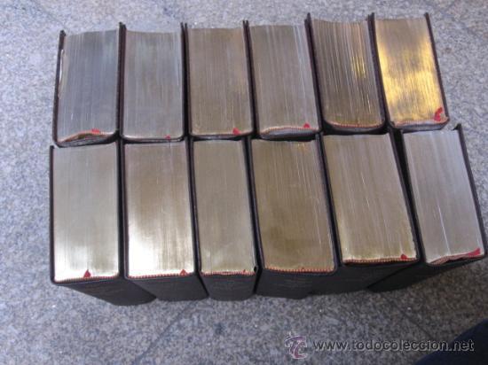 Libros de segunda mano: OFERTA 12 primeros tomos - LOS PREMIOS NOBEL DE LITERATURA - VV.AA - PLAZA Y JANES - 1970 + info - Foto 2 - 32354067