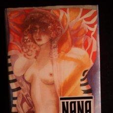 Libros de segunda mano: NANA. EMILE ZOLA. ED. CIRCULO DE LECTORES. 1986 370 PAG. Lote 32658963