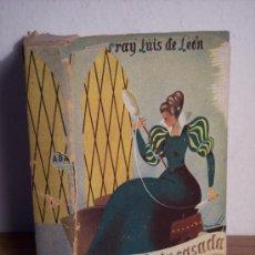 Libros de segunda mano: LIBRITO (8,5X12,5) LA PERFECTA CASADA (FRAY LUIS DE LEÓN) EDIT. AGUADO-1944. Lote 32699977