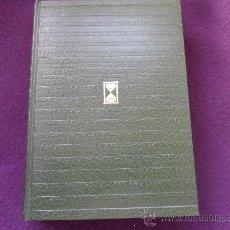Libros de segunda mano - ENRIQUE JARDIEL PONCELA. OBRAS SELECTAS. COLECCION CONTEMPORANEOS. CARROGGIO DE EDICIONES, 1973. - 32806374