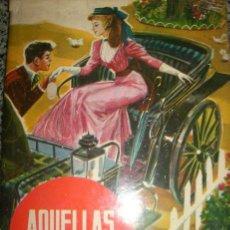 Libros de segunda mano: AQUELLAS MUJERCITAS, POR LOUISE MAY ALCOTT - GAISA - ESPAÑA - 1961. Lote 33025576
