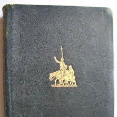 Libros de segunda mano: DON QUIJOTE DE LA MANCHA. CERVANTES SAAVEDRA, MIGUEL. 1945. Lote 33360972