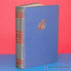 Libros de segunda mano: OBRAS POETICAS .--VIRGILIO Y HORACIO . Lote 33416814