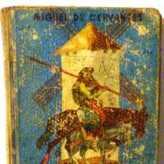 Libros de segunda mano: DON QUIJOTE DE LA MANCHA. MIGUEL DE CERVANTES.. Lote 115081279