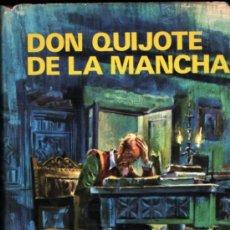 Libros de segunda mano: DON QUIJOTE DE LA MANCHA VOL. 1 ED. PETRONIO CON ILUSTRACIONES. Lote 33567319