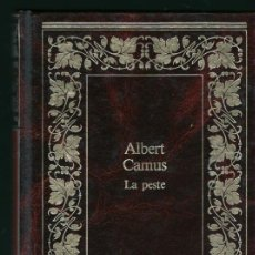 Libros de segunda mano: ALBERT CAMUS. LA PESTE. SEIX BARRAL. Lote 98740332