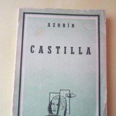 Libros de segunda mano: CASTILLA -AZORIN- LOSADA. Lote 34055497
