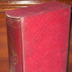 Libros de segunda mano: OBRAS INMORTALES POR EMILE ZOLA DE EDAF EN BUENOS AIRES S/F. Lote 34533384