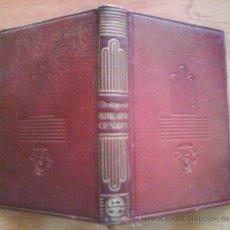 Libros de segunda mano: 1ª EDICIÓN 1944 HUMILLADOS Y OFENDIDOS - DOSTOYEVSKI - CRISOL Nº 45 / UNA LÁMINA. Lote 34816766