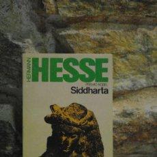 Libros de segunda mano: HERMANN HESSE. SIDDHARTA. BRUGERA. LIBRO AMIGO. USTICA. 175PAG. 1980 19ª ED.. Lote 35059681