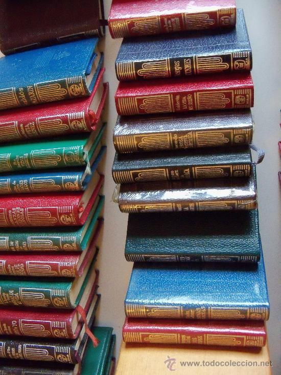 Libros de segunda mano: aguilar colección crisol (crisolin) casi completa 77 libros miniatura (muy difícil de encontrar) - Foto 11 - 35397970