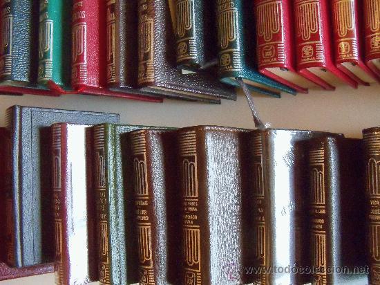 Libros de segunda mano: aguilar colección crisol (crisolin) casi completa 77 libros miniatura (muy difícil de encontrar) - Foto 12 - 35397970