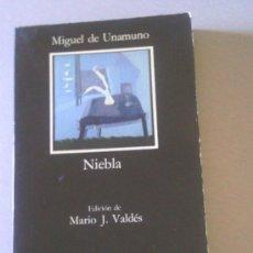 Libros de segunda mano - Niebla, Unamuno - 35419571