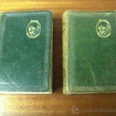 JACINTO BENAVENTE / OBRAS COMPLETAS / TOMOS I Y IV / AGUILAR 1940