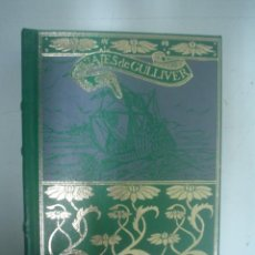 Libros de segunda mano: JONATHAN SWIFT: VIAJES DE GULLIVER. Lote 35926723