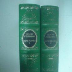 Libros de segunda mano: HENRY FIELDING: TOM JONES 2 VOLS.. Lote 35926792
