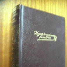 Libros de segunda mano: MIGUEL DE CERVANTES SAAVEDRA / OBRAS COMPLETAS / AGUILAR 2003. Lote 35973070