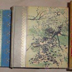 Libros de segunda mano: CONDENSACIÓN 13 LIBROS RECOGIDOS EN 3 TOMOS BIBLIOTECA DE SELECCIONES READER´S DIGEST 1964. Lote 36094621