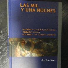 Libros de segunda mano: LAS MIL Y UNA NOCHES - PLANETA DE AGOSTINI. Lote 36209163