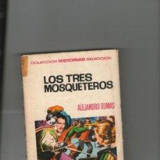 Libros de segunda mano: LOS TRES MOSQUETEROS.ALEJANDRO DUMAS.BRUGUERA.1970. Lote 36285804