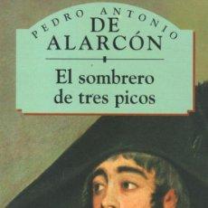 Libros de segunda mano: PML EDICIONESEL SOMBRERO DE TRES PICOSPEDRO ANTONIO DE ALARCON. Lote 36529875
