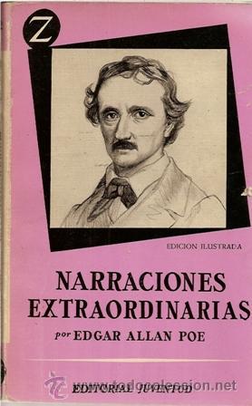 NARRACIONES EXTRAORDINARIAS, EDGAR ALLAN POE (Libros de Segunda Mano (posteriores a 1936) - Literatura - Narrativa - Clásicos)
