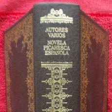 Libros de segunda mano: NOVELA PICARESCA ESPAÑOLA - VV.AA.. Lote 36619091