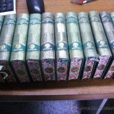Libros de segunda mano: JACINTO BENAVENTE / OBRAS COMPLETAS EN 11 TOMOS / AGUILAR. Lote 37118836